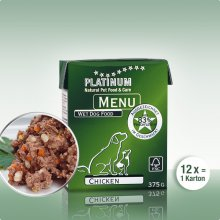 PLATINUM MENU Chicken x 12